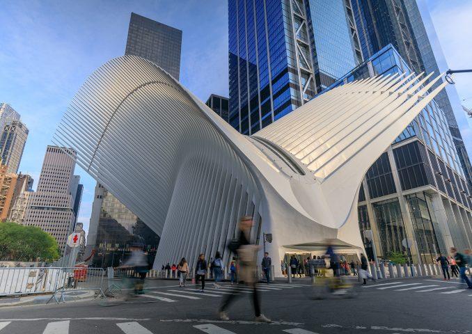 New York Transit Hub